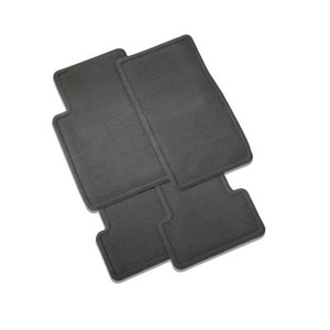 2011 Cadillac CTS Floor Mats - Front and Rear Molded Carpet