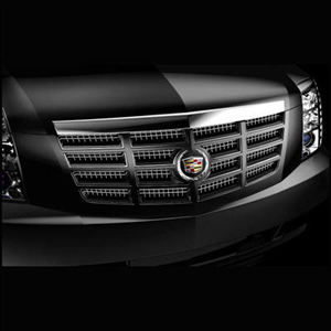 2013 Cadillac Escalade Grille Package - Black 19156281