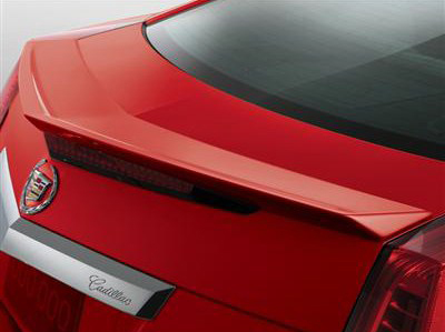 2013 Cadillac CTS Spoiler Kit - Coupe