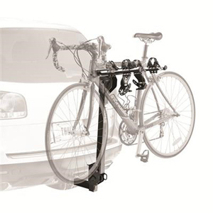 2011 Cadillac CTS Hitch-Mounted Bicycle Carrier - Wagon
