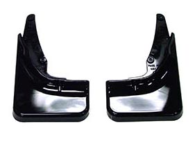 2007 Cadillac Escalade Splash Guards -  Molded