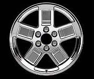 2002 Cadillac Escalade EXT 20 inch Wheel Kit CK801 / 12499375 WK-61