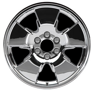 2006 Cadillac Escalade EXT 20 inch Chrome Wheel - Wide 5 Spoke 88962803