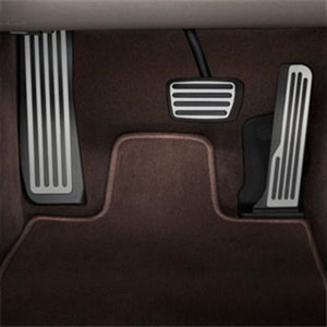 2014 Cadillac ATS Pedal Cover