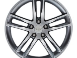 2016 Cadillac ATS 19 Inch Wheel - 5-Split-Spoke Ultra Bright Machined Face