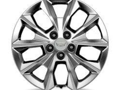 2016 Cadillac CTS 19 Inch Wheel - Sedan - Split Five-Spoke Po 19302646