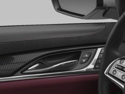 2017 Cadillac CTS Interior Trim Kit - Sedan - Morello Carbon 23188638