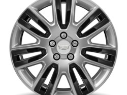 2015 Cadillac ATS 20 Inch Wheel - Ultra-Silver Premium Painted 23424549