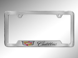 2018 Cadillac ATS License Plate Frame - Cadillac Crest 19330360
