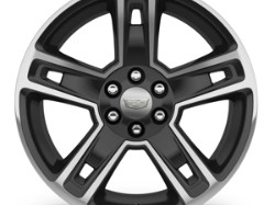 2018 Cadillac Escalade 22 inch Chrome Wheel - 5-Split-Spoke - 19301160