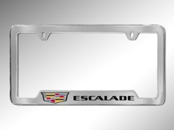 2017 Cadillac Escalade License Plate Frame - Escalade 19330361