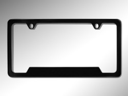 2015 Cadillac SRX License Plate Holder - Black 19330733