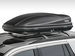 2018 Cadillac XT5 Roof-Mounted Luggage Carrier 19329018