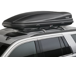 2016 Cadillac Escalade Roof-Mounted Luggage Carrier - Ascent 19329019
