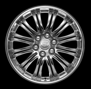 2009 Cadillac Escalade EXT 22 inch Wheel/Tire Kit - CK372 WK-484
