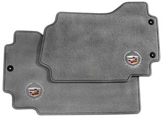 2008 Cadillac XLR Floor Mats -  Custom Carpet