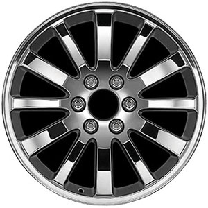 2006 Cadillac Escalade 20 inch Polished Wheel Set of 4 - Narr 17800629
