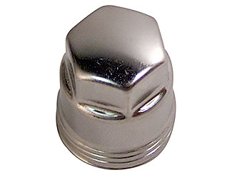 2006 Cadillac XLR Wheel Upgrade - Lug Nut Cap