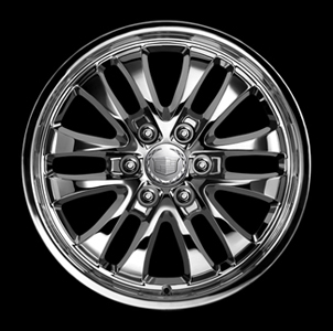 2010 Cadillac Escalade EXT 20 inch Wheel/Tire Kit - CK945 WK-486