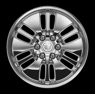 2010 Cadillac Escalade 20 inch Chrome Wheel - Narrow 6/Wide 6 17800994