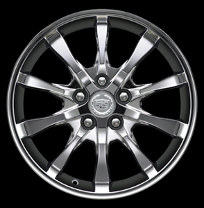 2010 Cadillac CTS Wheel Upgrade - 18 inch Accessory wheel 17802925