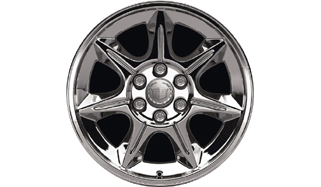 2004 Cadillac Escalade 20 inch Wheel - CK799 Chrome