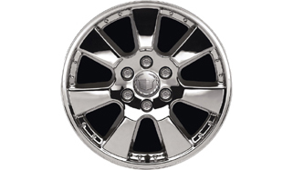 2002 Cadillac Escalade EXT 20 inch Wheel - CK805 Chrome
