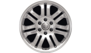 2005 Cadillac Escalade 20 inch Wheel - CK809 Brushed