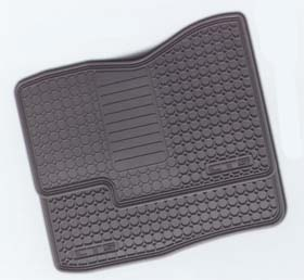 2010 Cadillac CTS Premium All Weather Floor Mats