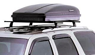2002 Cadillac Escalade Hard Cargo Carrier