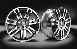 2005 Cadillac SRX 18 inch Wheel Kit PWK-13