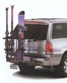 2004 Cadillac Escalade EXT Ski Carrier 12495708