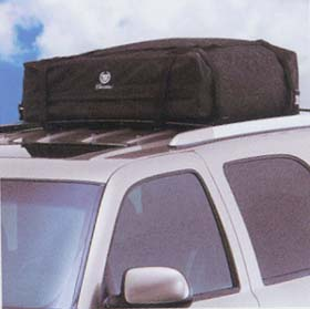 2003 Cadillac Escalade EXT Soft Luggage Carrier 12497826